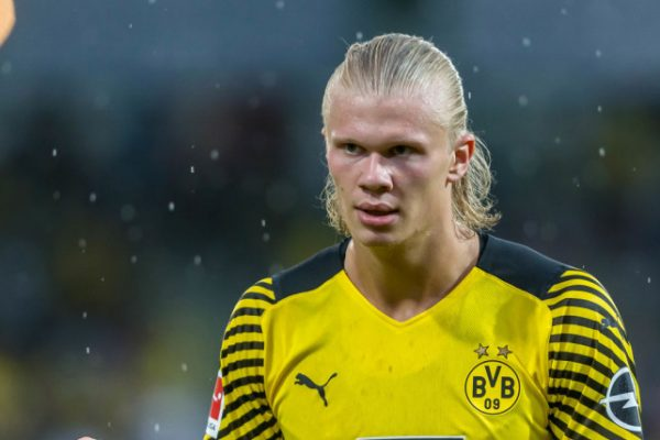 Manchester United are confident sign Erling Haaland next summer.