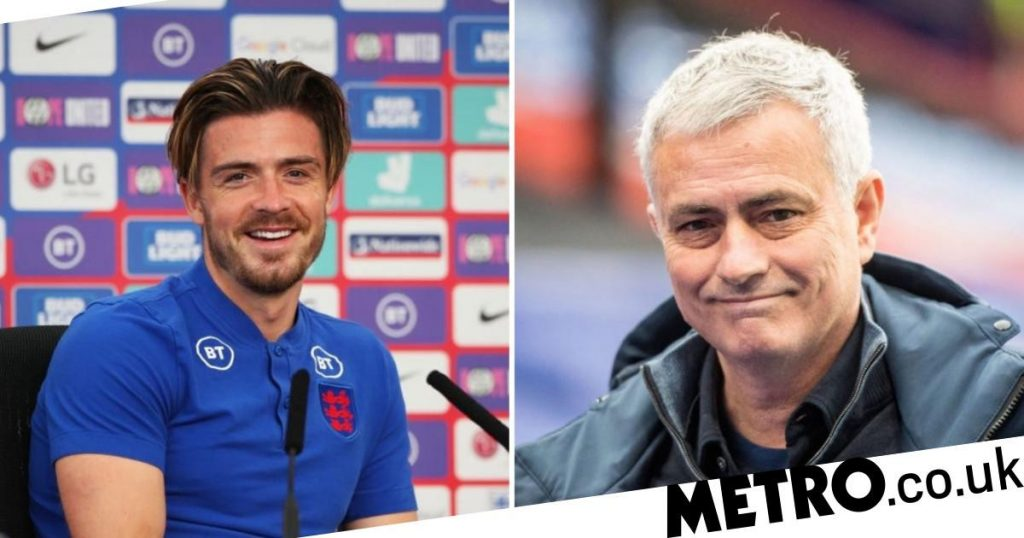 Jose Mourinho congratulated Manchester City on the addition of Jack Grealish