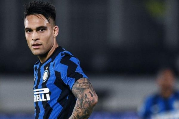 Atletico Madrid have rejected an offer to buy Lautaro Martinez.